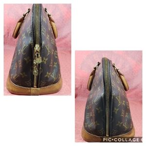 Louis Vuitton Bags - Authentic Louis Vuitton Monogram Alma Bag